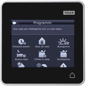 Nuovo Control Pad Touch Screen
