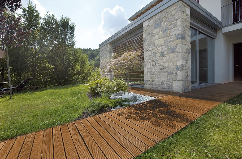 Pavimenti in legno parquet garbellotto maffeisistemi for Pavimenti per esterni in legno