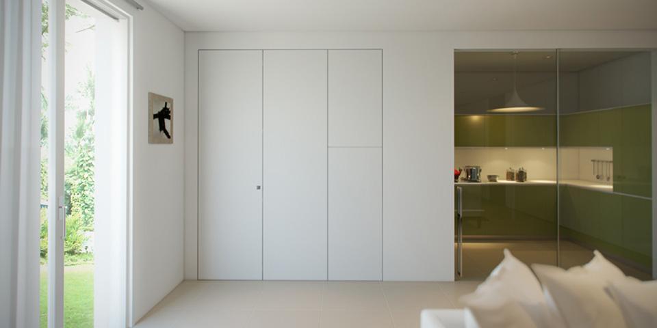 Sistemi raso parete porte raso muro maffeisistemi vendita online for Arredo 3 srl legnago