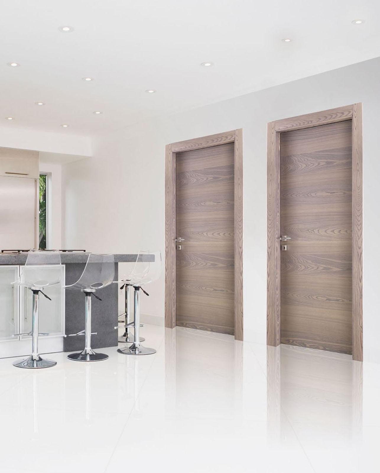 Porte in legno da interni ferrerolegno maffeisistemi for Stili di porta d ingresso per case di ranch