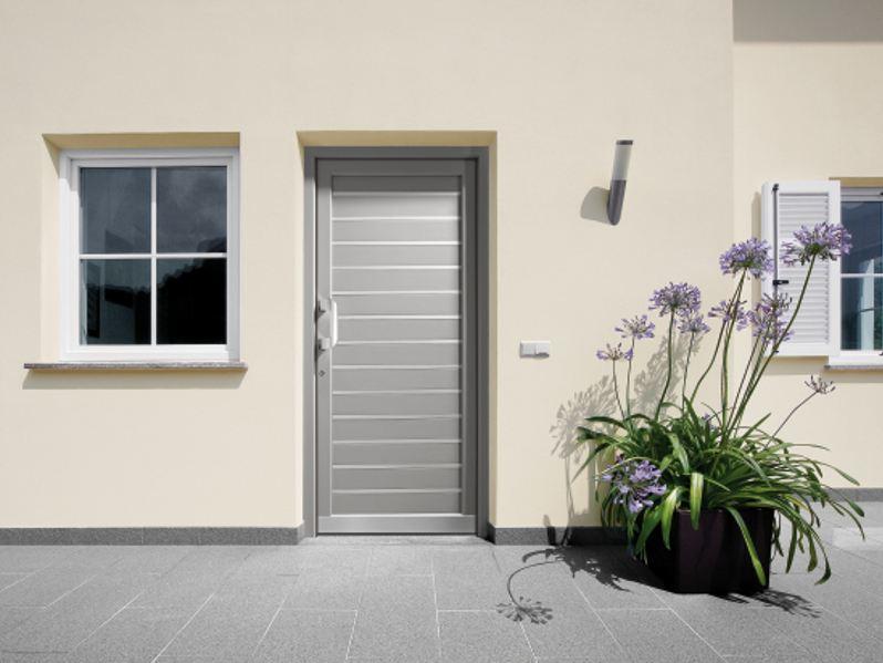 Porte In Pvc Per Esterno Prezzi. Cool Porta Portoncini In Alluminio ...