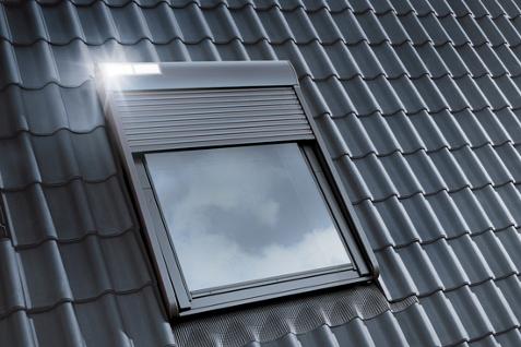 Finestre tetto velux per tetti maffeisistemi vendita online for Tapparelle per velux