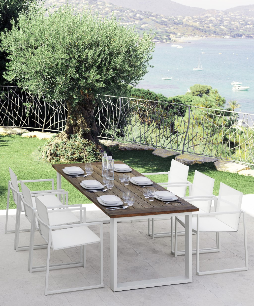 Arredamento per esterni arredo giardino | MaffeiSistemi vendita online