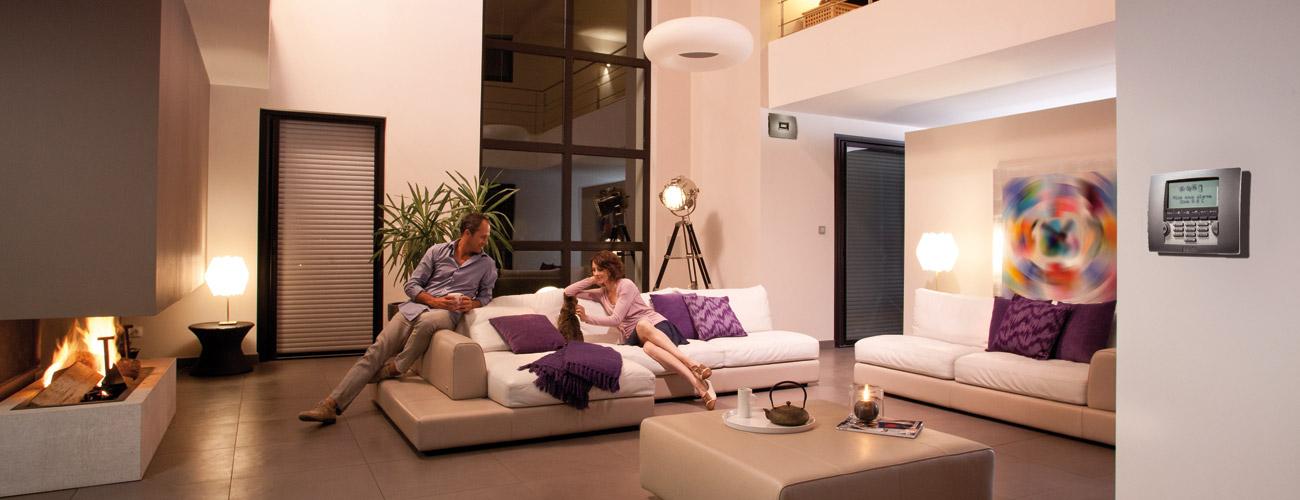 Soluzioni di automazione per la casa maffeisistemi for Per la casa online