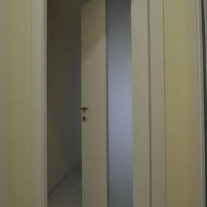 Porta interna in legno mod. EQUA VETRO della FERRERO LEGNO