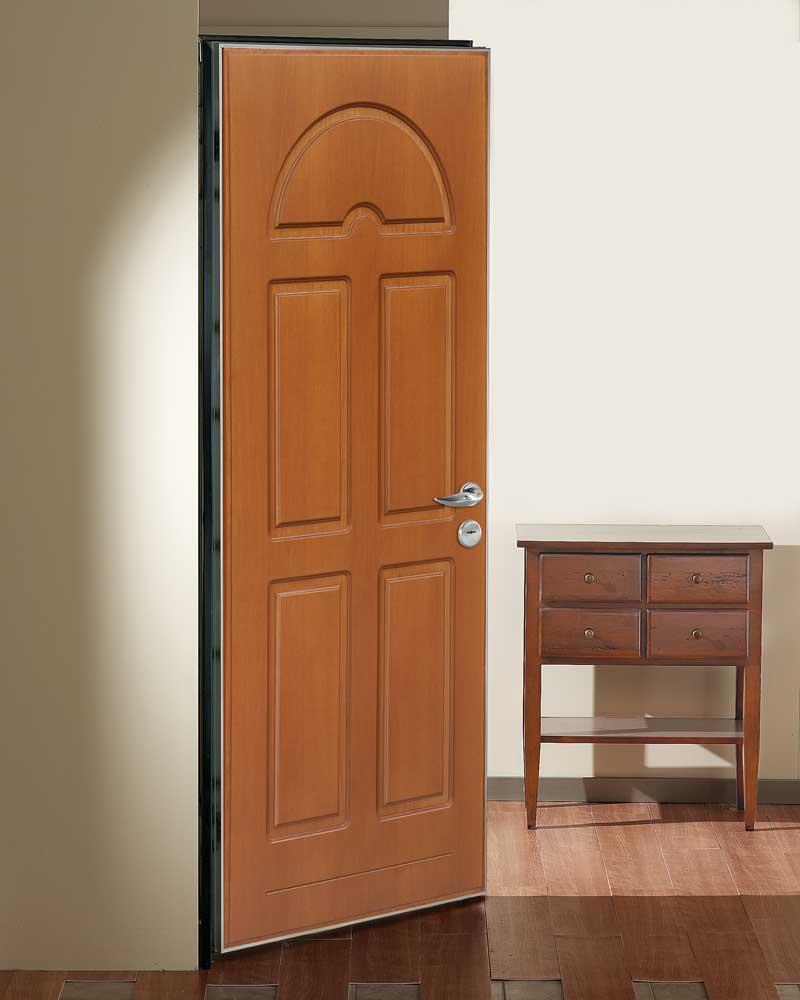 Porta blindata mod steel c di alias maffei sistemi srl for Porte blindate alias modello steel
