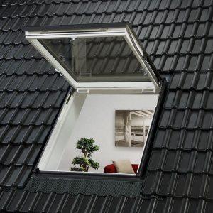 Vendita online di finestre per l 39 uscita sul tetto velux for Finestre velux manuali