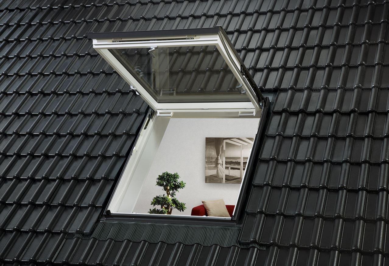 Finestre per linea vita velux gtl 3070 standard - Finestre sui tetti ...