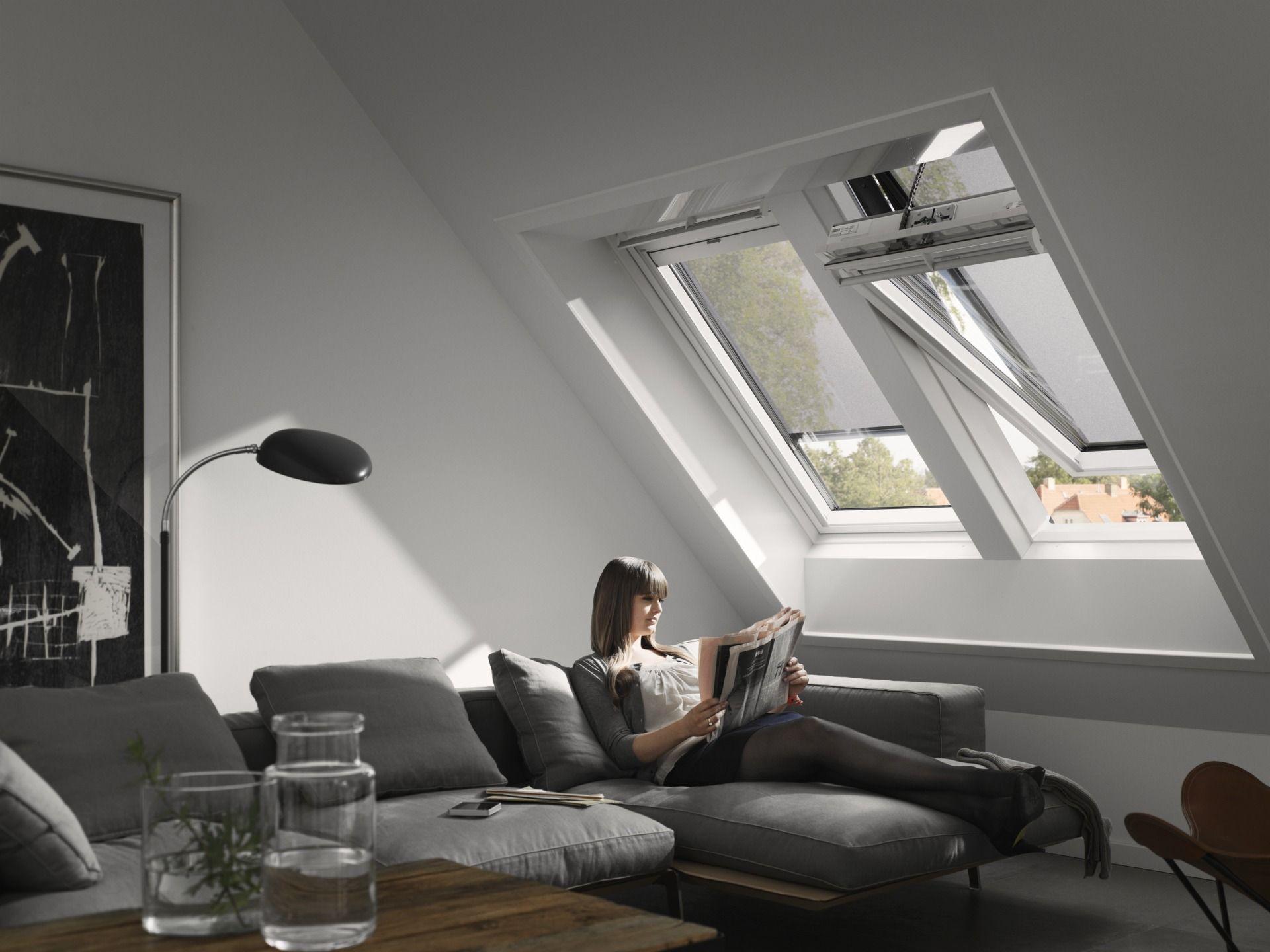 Finestra per tetto velux certificata antieffrazione con - Finestre sui tetti ...