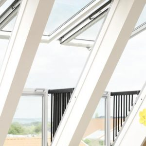 Velux integra solare finestre tetto vendita online for Finestre velux manuali