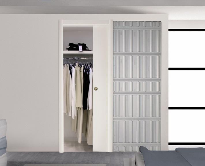 Scrigno per cartongesso tutto su ispirazione design casa for Controtelaio doortech