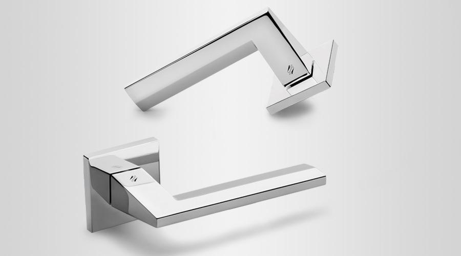 Maniglia per porte interne marca colombo design modello for Maniglie colombo