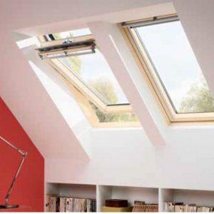 finestre per tetti inclinati velux maffei sistemi