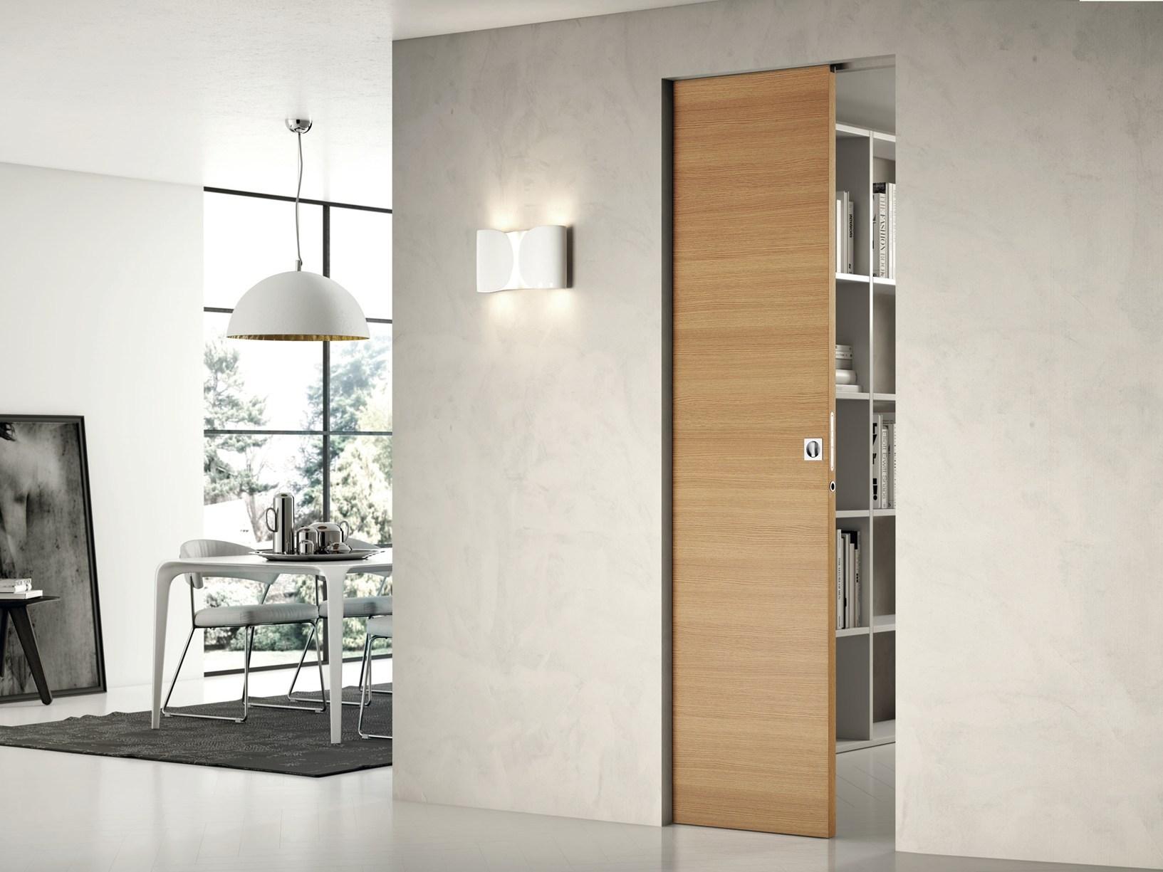 Kit chiudiscrigno quadra per porte scorrevoli anta unica for Scuri in legno prezzi online