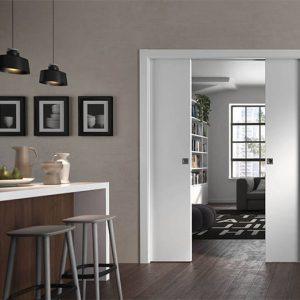 Vendita online infissi porte parquet maffei sistemi benevento for Porte scorrevoli doortech