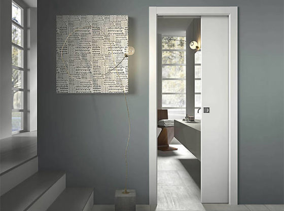 Porta Scrigno Tresor Mod Pure Scorrevole Singola Maffei Sistemi