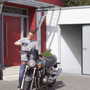 Portoni sezionali da garage prezzi maffei sistemi srl - Portone sezionale laterale prezzi ...