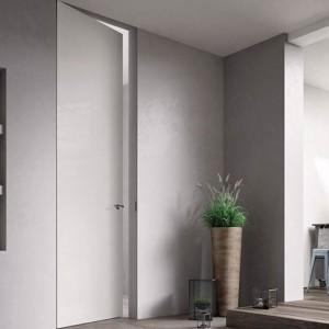 Porte battenti rasomuro per sistemi raso parete maffei - Porta a filo muro prezzi ...