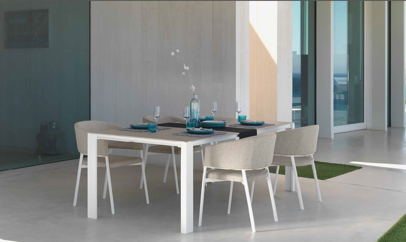 eden tavolo e sedie