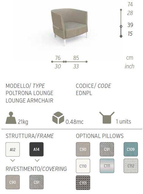 poltrona lounge