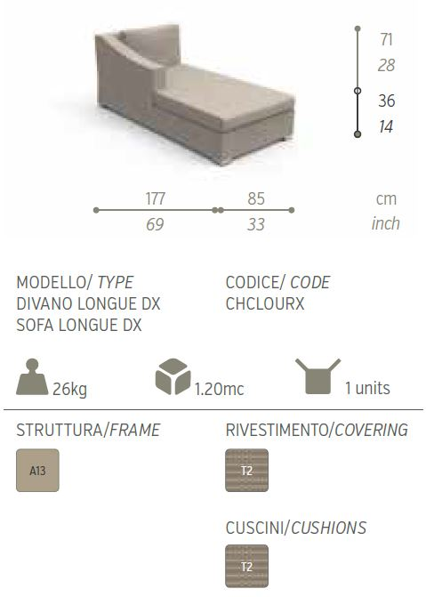 sofa lounge rx