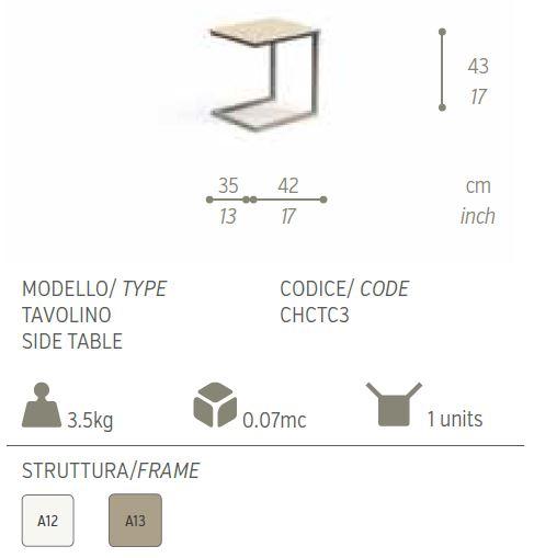 tavolino l descr