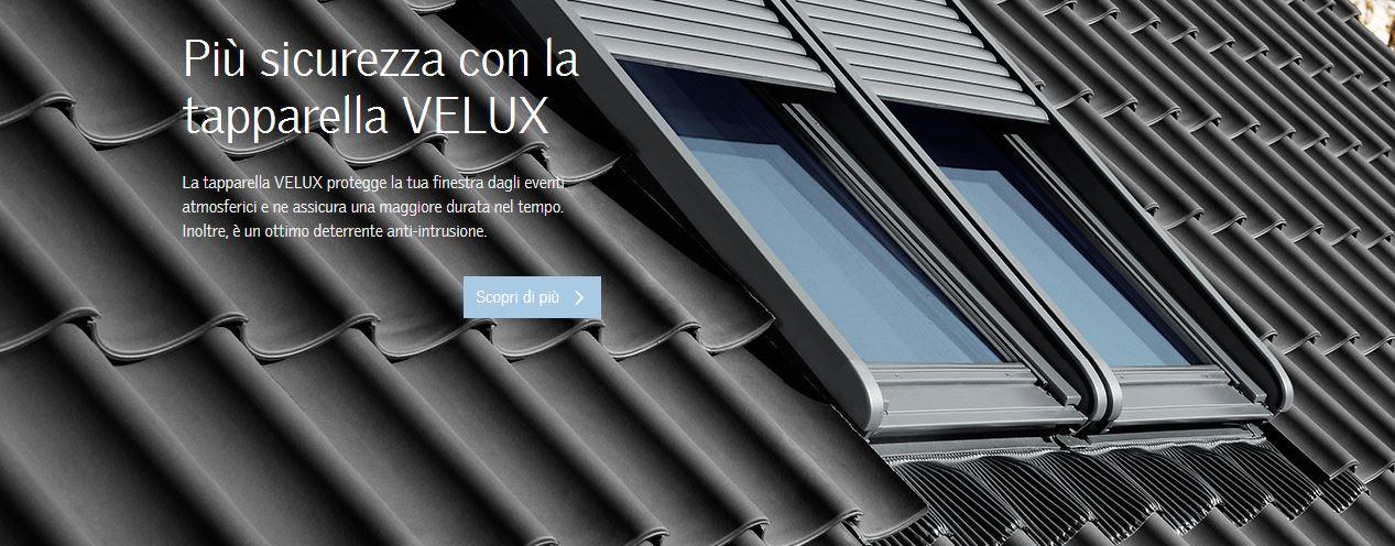 Finestra per tetto velux certificata antieffrazione con apertura manuale mod ggu 0070q maffei - Costo finestra velux tetto ...