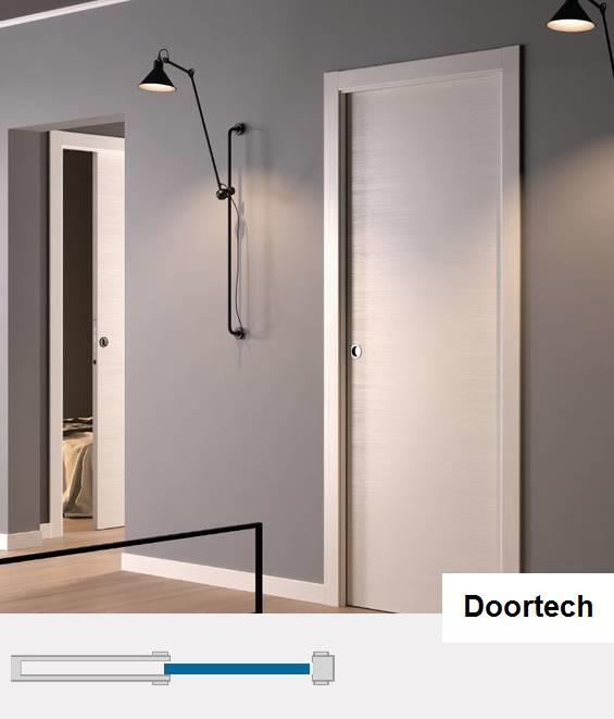 Scopri il controtelaio pi adatto alle tue esigenze for Porte scorrevoli doortech