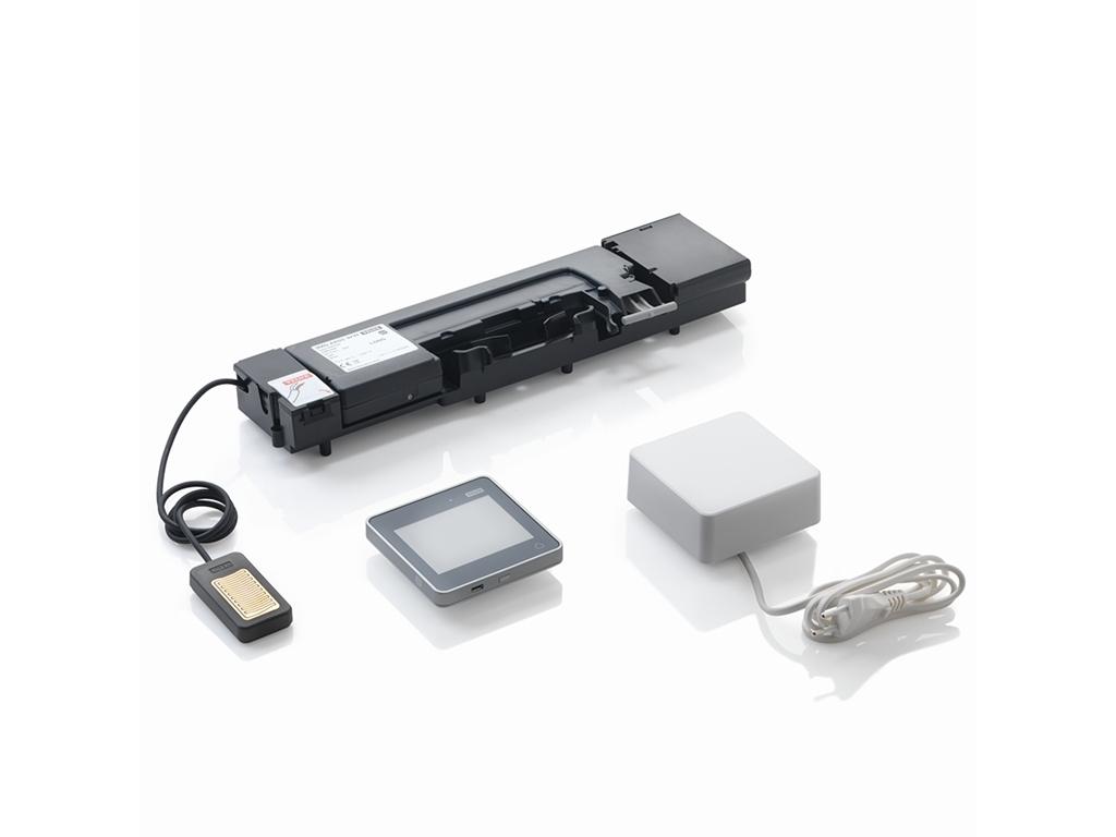 Kit di trasformazione da manuale in elettrico velux kmx for Lucernario elettrico velux