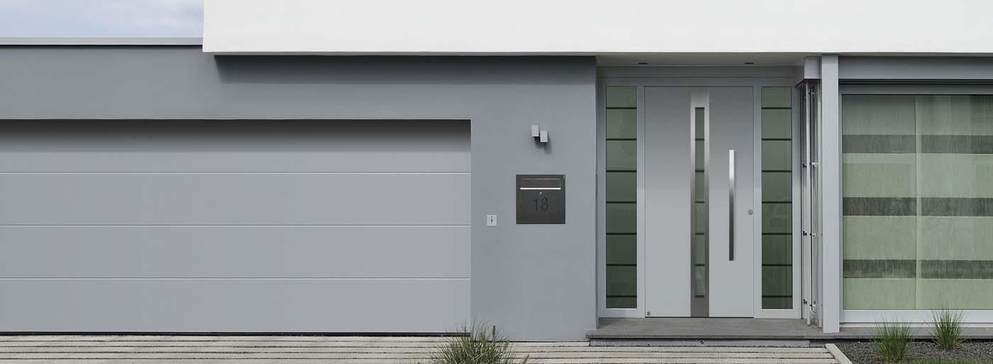 Promozione porte d ingresso in alluminio thermocarbon - Porte d entree hormann ...