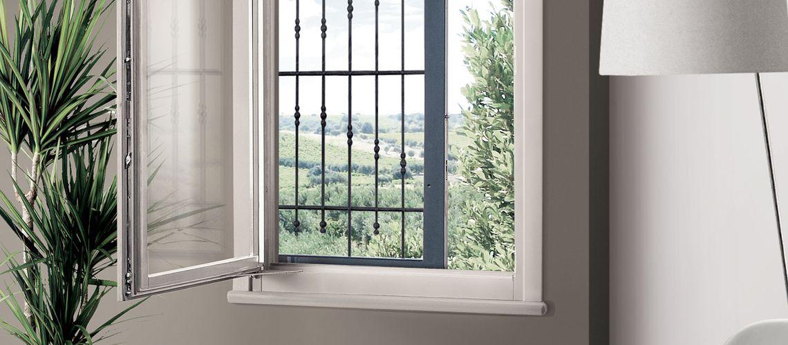 Controtelai per porte e finestre scorrevoli da esterni for Aprire piani moderni