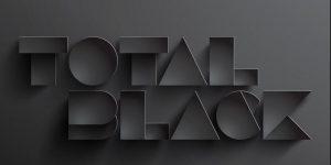 total black1